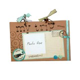 BUKU UNIK My Trip [PCBB-71] - Scrapbook and Patchwork